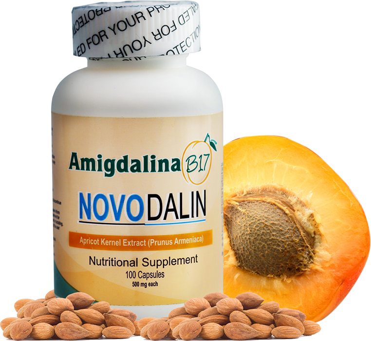 Amygdalin Capsules UK